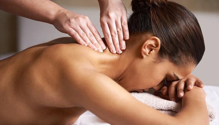 nacke massage